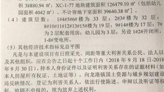温州国鹏置业有限公司工程规划许可批前公示