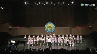 """""""相约印象杭州  同唱中国梦"""" 龙港童声合唱团唱响中国魅力校园合唱节"""