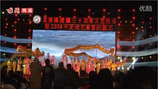 2014年文化艺术节闭幕式花絮